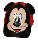 Mickey Mouse Little Boys Character Baseball Hat