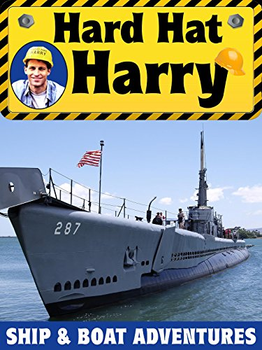 Hard Hat Harry: Ship and Boat Adventures