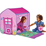 Geniusly Chad-Valley Pink Playhouse with accompanying OutdoorFUN Microfibre Cleaning Glove
