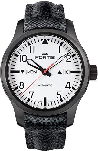 Fortis B-42 Nocturnal 655.18.12.LP Reloj Automático para hombres Legibilidad Excelente