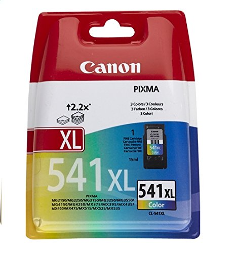 Canon 5226B004 Cartuccia Ink Pigmentato Chromalife 100+ CL-541 XL, Alta Resa, Colore