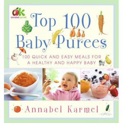 Top 100 Baby Purees - 1