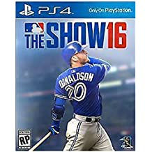 MLB: The Show 16 (Sony PlayStation 4) BRAND NEW NOT APPLICABLE