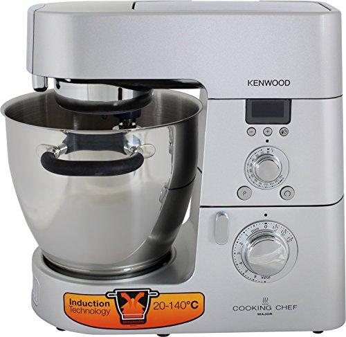Kenwood-Cooking-Chef-KM094-Robot-de-cocina-por-induccin-color-plata