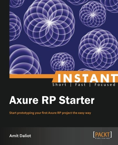 Instant Axure Rp Starter