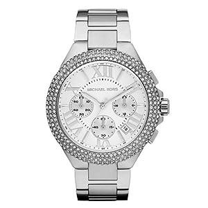 Michael Kors Women's MK5634 Camille Silver Watch