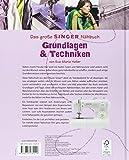 Image de Das große SINGER Nähbuch - Grundlagen & Techniken (Singer Nähbücher)