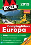 ACSI Campingfhrer Europa 2013: Jhrl...