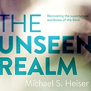 The Unseen Realm Audiobook