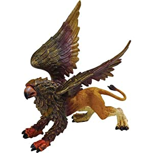 Amazon Com Safari Ltd Mythical Realms Griffin Toys Amp Games