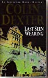 Last Seen Wearing (Pan crime) (0330251481) by Dexter, Colin