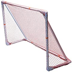 Buy Park and Sun Slip-Net PVC Soccer Goal -Double Support by Park & Sun