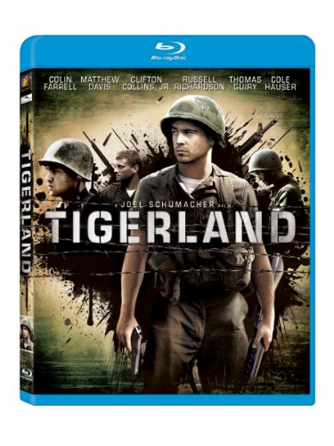 Cover art for  Tigerland  [Blu-ray]