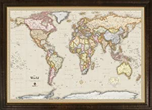 World Map With Magnetic Pins.Magnetic Travel Map Www Picturesso Com
