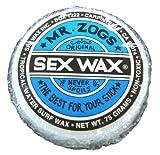 SEXWAX(セックスワックス) ボードワックス CLASSICS ブルーラベル 真夏用 2個セット ココナッツの香り 048516
