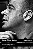 img - for Antolog?-a po??tica / Poetry Anthology by Jaime Gil De Biedma (2015-01-28) book / textbook / text book