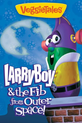 Amazon Com Veggietales Larryboy And The Fib From Outer