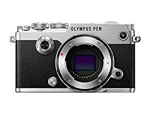 Olympus PEN-F (Body-Only) (Silver)