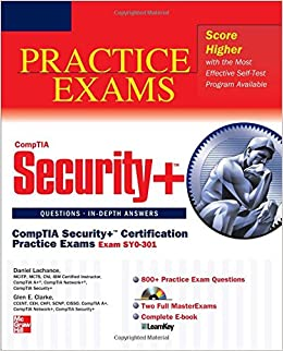 Comptia Security Certification Practice Exams Exam Sy0