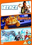 Robots/Ice Age/Garfield: The Movie [DVD]