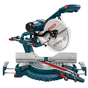 Bosch 5312 12-Inch Dual Bevel Slide Compound Miter Saw