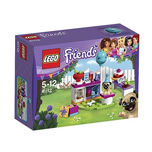 Lego 41112 LEGO Friends - Pasteles de fiesta, multicolor (41112)