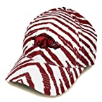 Striped Arkansas Razorbacks Hat