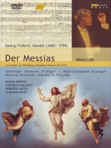 Handel: Messiah [DVD] [2005] [2004]
