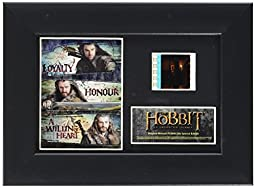 Filmcells Hobbit an Unexpected Journey Minicell Framed Art, S4