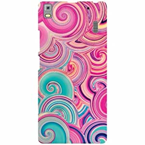 Back Cover for Lenovo A7000 PA030023IN