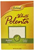 Roland Medium Grain White Polenta, 8.8-Ounce Boxes (Pack of 12)