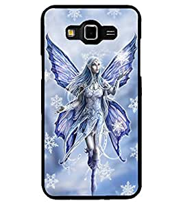 ColourCraft Angel Design Back Case Cover for SAMSUNG GALAXY GRAND 3