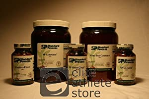 standard process cleanse no weight loss