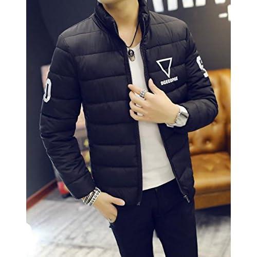 (ライフィーズ) Lifees ダウンジャケット 冬物 カジュアル シンプル 北欧 M-3XL 5色 5サイズ ブラック 3XL