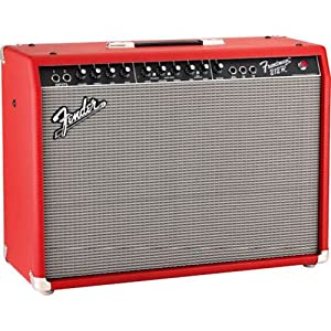 Fender Frontman 212R 100-Watt 2x12-Inch Guitar Combo Amp - Red