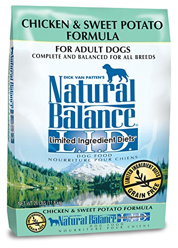 Natural Balance Diets Dry Dog Food