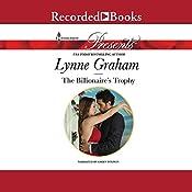 The Billionaire's Trophy   Lynne Graham