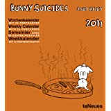 Bunny Suicides 2011 Weekly Calendarpar Andy Riley