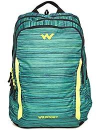 Wildcraft Backpack WC7 Vistas 5 - Green Vistas