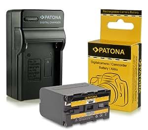Chargeur + Batterie NP-F970 NPF970 pour Sony Camcorder Sony CCD-TR Series | CCD-TRV Series | Sony DCR-TR Series | Sony DCS-CD | Sony MVC-FD Series et bien plus encore...