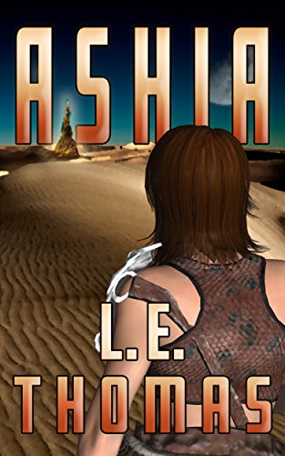Book: Ashia by L.E. Thomas
