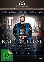 Karl der Gro�e - Der komplette Historien-Dreiteiler