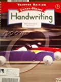 img - for Zaner-Bloser Grade 3 Handwriting Teacher Edition 2012 book / textbook / text book