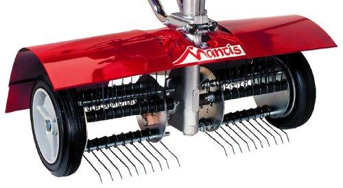Mantis 5222 Power Tiller Dethatcher Attachment for Gardening picture