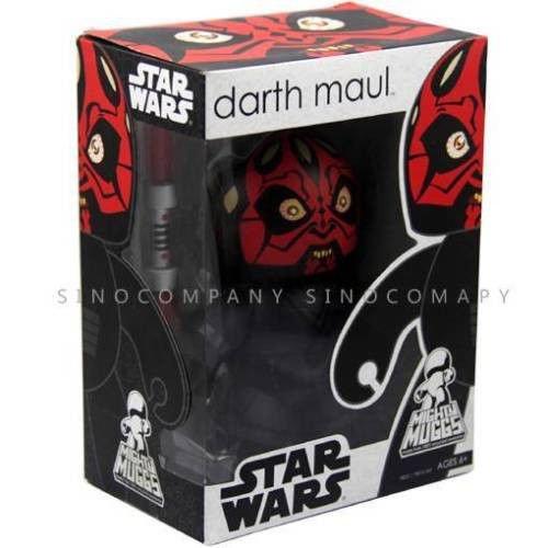 Hot Sale Boys Gift 6'' Star Wars Mighty Muggs Vinyl Series Darth Maul Figure E14