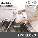 ガイズ ハンディスチームクリーナー LISIRE090 ホワイト LSR-090(W) / ガイズ