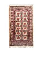 Navaei & Co. Alfombra Kashmir Rojo/Multicolor 127 x 73 cm