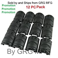 12 Pc Pack Rail Protective Cap for Aluminum Rails from GRG MFG