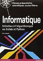Informatique : Initiation à l'algorithmique en Scilab et Python