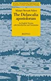 img - for The Didascalia apostolorum: An English version with introduction and annotation (STUDIA TRADITIONIS THEOLOGIAE) by Alistair Stewart-Sykes (2009-09-03) book / textbook / text book